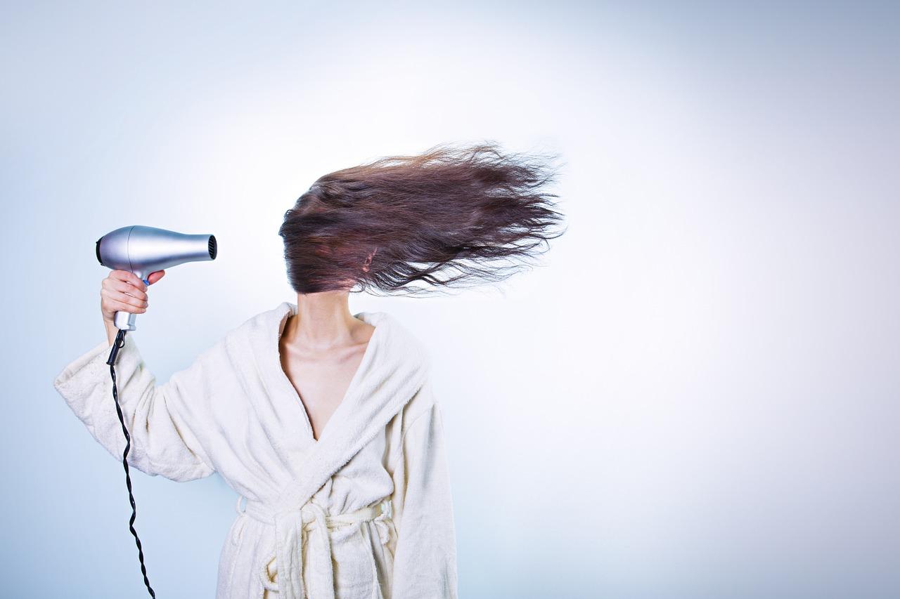 shampoo a seccon