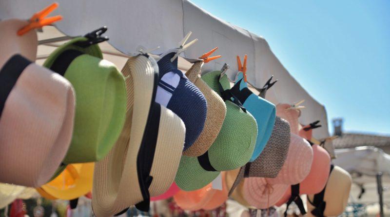cappelli spiaggia per l'uomo