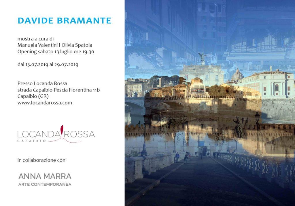 Mostra Davide Bramante