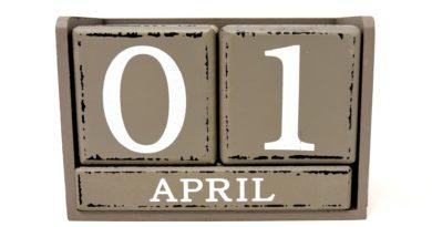 Editoriale – aprile 2020