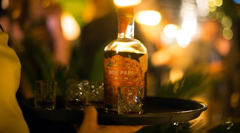 il rum Don Papa, ispirato dalla Spagna, al profumo di arance di Siviglia