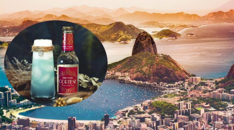 Sabina Yausheva e il drink invernale che ci riporta al calore delle spiagge brasiliane