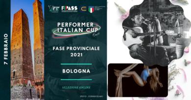 """""""PERFORMER ITALIAN CUP"""" arriva a Bologna"""